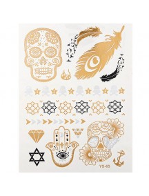 RGH1150 - Waterproof Sticker Tattoo Unisex