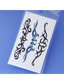 RGH1162 - Waterproof Sticker Tattoo Unisex