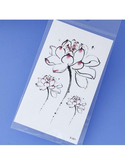RGH1171 - Waterproof Sticker Tattoo Unisex
