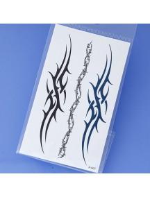 RGH1175 - Waterproof Sticker Tattoo Unisex