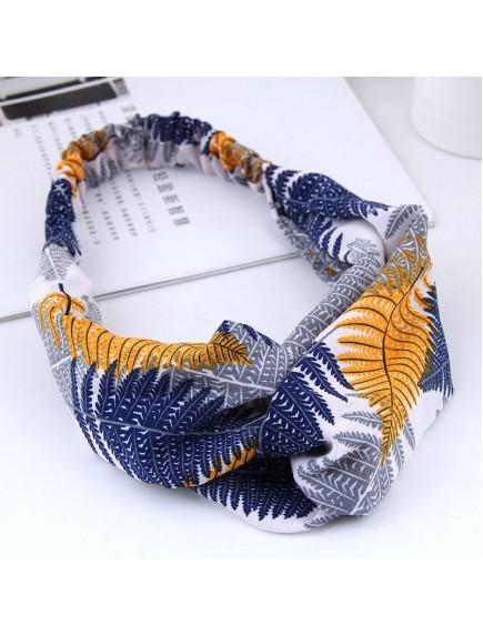 RAR1066W - Aksesoris Rambut Headband Hawaiian