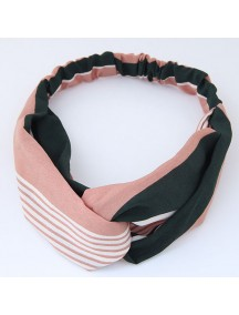 RAR1067 - Aksesoris Rambut Headband Pink List
