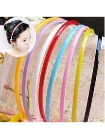 RAR1328 - Aksesoris Rambut Bando Color (Random Color)