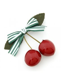RAR1349 - Aksesoris Rambut Cherry