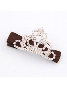 RAR1768 - Aksesoris Rambut Clip Crown