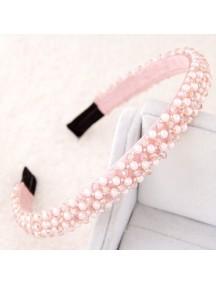 RAR2641 - Aksesoris Rambut Bando Beads Mutiara