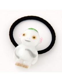 RAR2825 - Aksesoris Rambut Ikat Rambut Cute Doll Hu