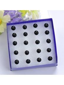 RAT1117W - Aksesoris Anting Pearl Earring Box