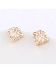 RAT4346 - Aksesoris Anting Diamond