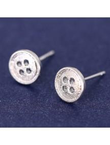 RAT6514 - Aksesoris Anting Fashion Model Kancing / Button