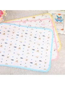 KA0031W - Perlak Bayi Mini / Alas Kasur Bayi Waterproof