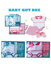 KB0009W - Baby Gift Newborn Set Hadiah Perlengkapan Bayi (Boygirl)