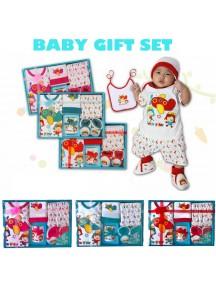 KB0010W - Baby Gift Newborn Set Hadiah Perlengkapan Bayi (Pilot)