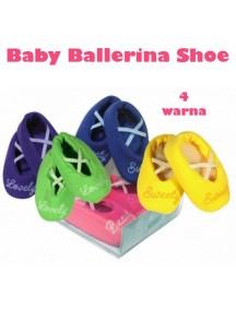 KB0023W - Sepatu Bayi Newborn Ballerina Shoe