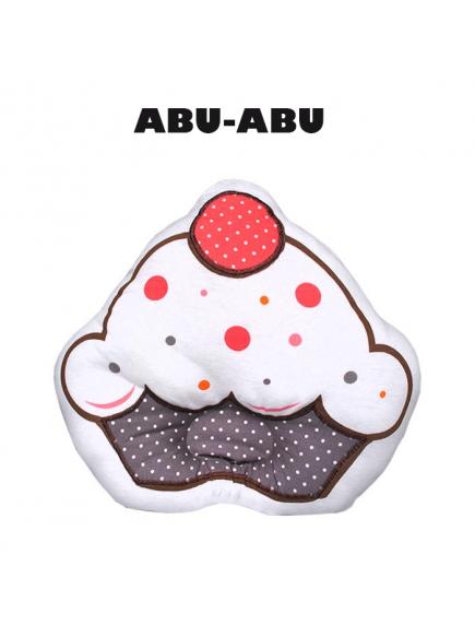 KB0033W - Bantal Bayi Baby Pillow Cupcake