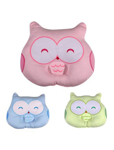 KB0035W - Bantal Bayi Baby Pillow Owl