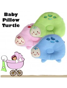KB0036W - Bantal Bayi Baby Pillow Turtle
