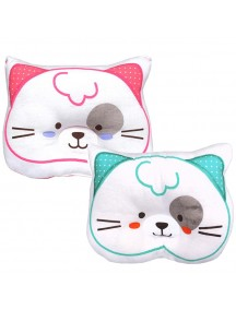 KB0037W - Bantal Bayi Baby Pillow Cat