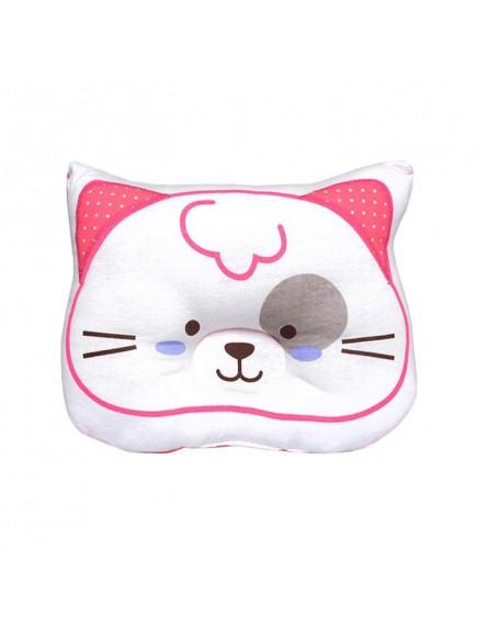 KB0037W - Bantal Bayi Baby Pillow Cat