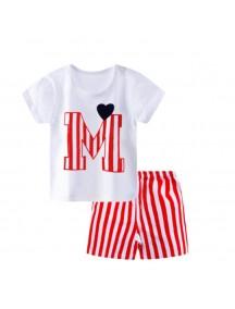 KA0109W - Baju Balita Baby Boy Mickey M Red (3-4 tahun)