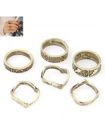 RCC2598 - Aksesoris Cincin Multi Ring