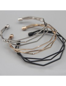 RGB1019W - Gelang Korean Metal Layer Bracelet