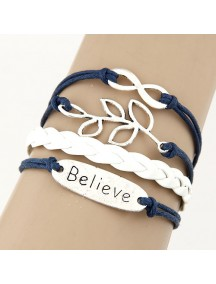 RGB3920 - Aksesoris Gelang Layer Believe