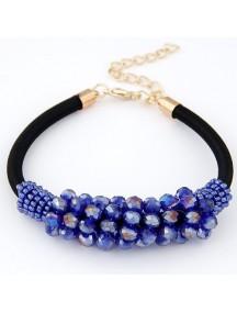 RGB4198 - Aksesoris Gelang Crystal Wrap