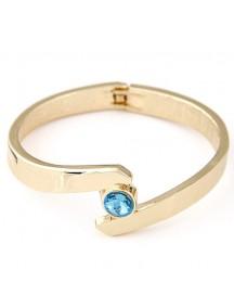 RGB5257 - Aksesoris Gelang Simpel Metal Gems
