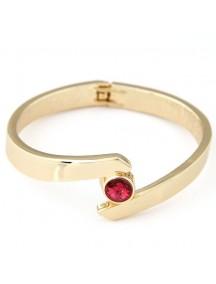 RGB5258 - Aksesoris Gelang Simpel Metal Gems