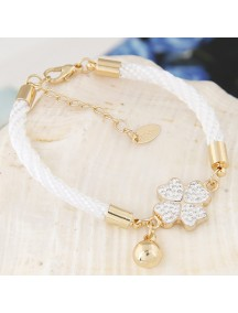 RGB5368 - Aksesoris Gelang Fashion Clover