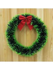 HO1379 - Christmas Decoration Wreath Dekorasi Natal