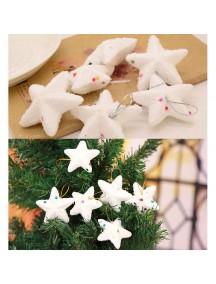 HO5083 - Christmas Decoration Tree Ornament Snow Star