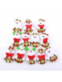 HO5092 - Christmas Decoration Tree Ornament Santa Claus (Random)