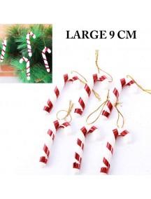 HO5093 - Christmas Decoration Tree Ornament Lollipop (Large)
