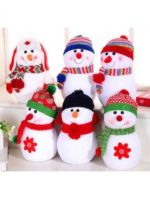 HO5095 - Christmas Decoration Tree Ornament Snowman