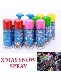 HO5098 - Christmas Decoration Snow Spray (Random Color)