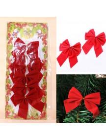 HO5099 - Christmas Decoration Tree Ornament Bow (Medium)