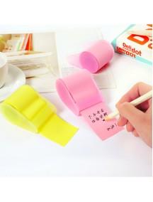 HO5021W - Sticky Memo Note Roll Scratch Pad