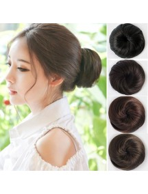 HO5035W - Hair Clip Bun Extension