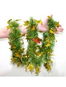 HO5105 - Slinger Bulan Bintang Ornament/Hiasan Idul Fitri