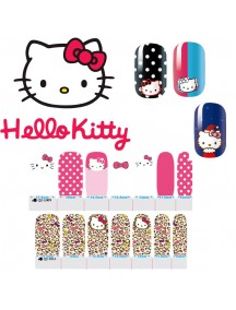 HO5124 - Nail Sticker Kuku Hello Kitty