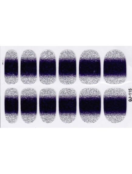 HO5129 -  Nail Sticker Glitter