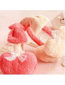 HO5179W - Earmuffs / Penutup Telinga Fashion Model Love Bow