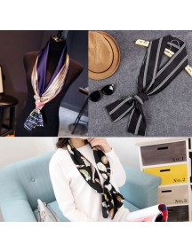HO5205W - Fashion Scarf Retro Seri 2