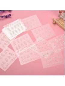 HO5251 - Nail Stickers Mix 50pc