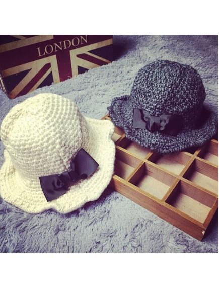 HO5309W - Topi Wool Fashion Bow