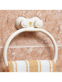 HO1475 - Gantungan Handuk Suction Towel Hanger