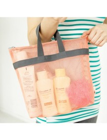 HO1525W - Tas Travel Mesh Bag Serbaguna
