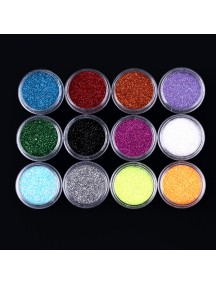 HO1557 - Nail Art DIY Sequin Hiasan Kuku Glitter Set